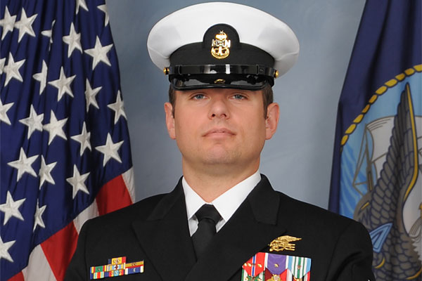 Senior Chief Special Warfare Operator Edward C. Byers Jr (Photo: Navy)
