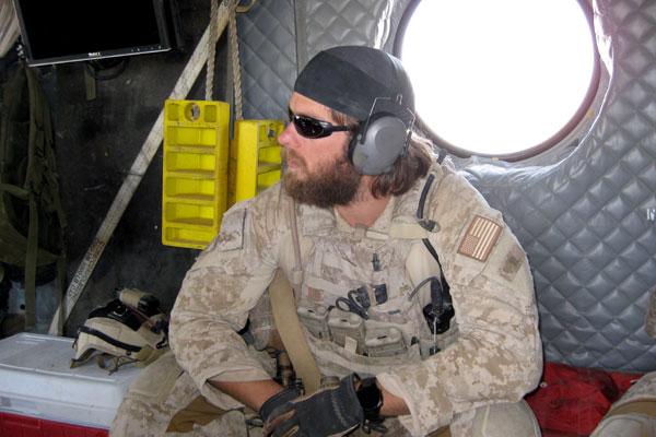 Senior Chief Special Warfare Operator Edward C. Byers Jr (Photo: Navy)