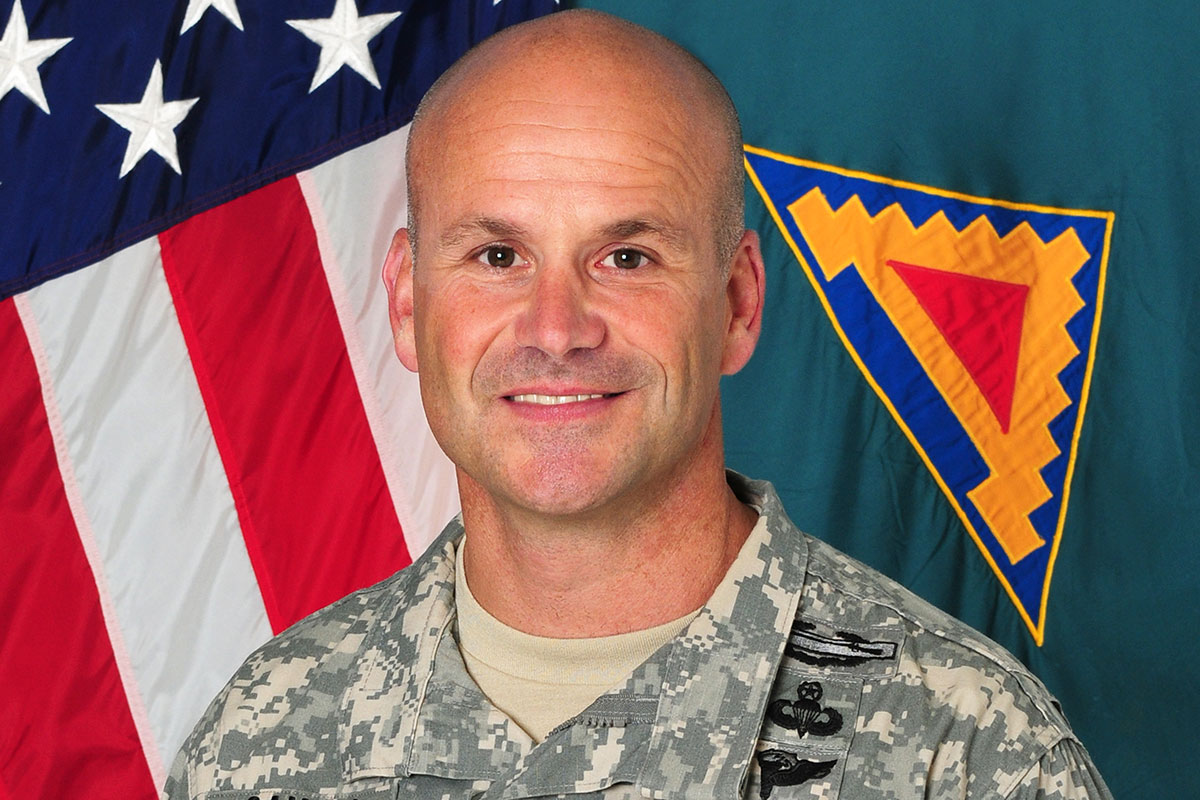 Infantry Division at Schofield Getting a New Commander ...