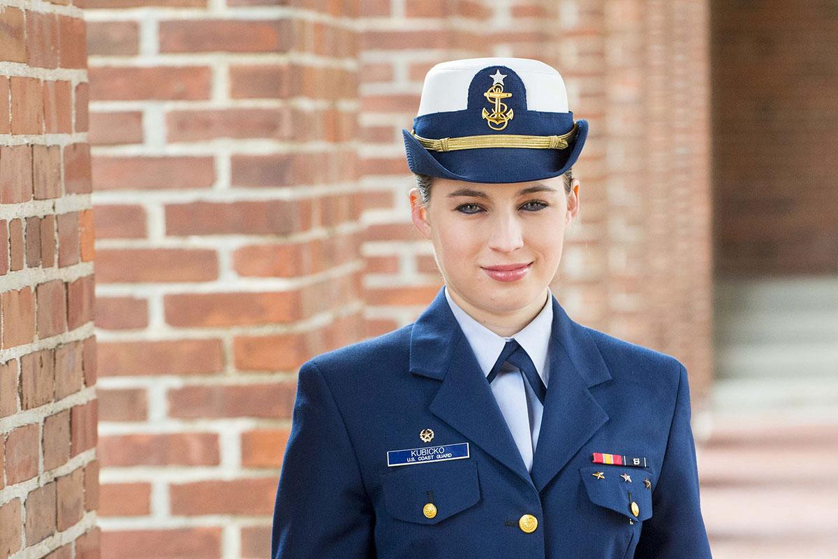 Coast Guard Cadet Receives Fulbright Scholarship