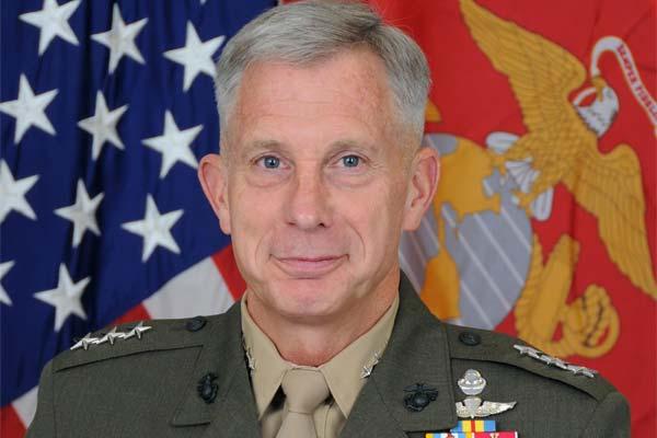 Lt. Gen. Thomas D. Waldhauser (Photo: JCS)
