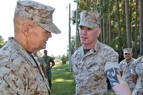 New tattoo policy lets marines get wedding ring ink but for Army officer tattoo policy