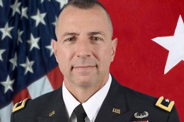Maj. Gen. John Rossi (U.S. Army photo)
