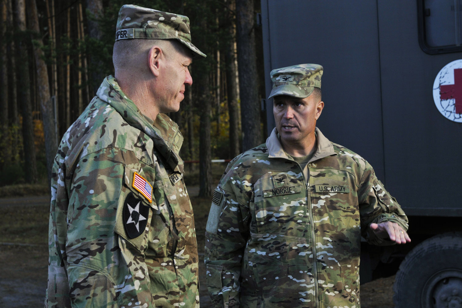 Fort Carson Deployment to Europe Avoids Reference to ...