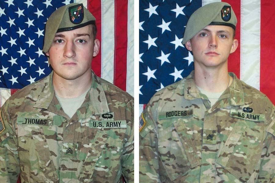 Two Army Rangers Possibly Killed by Friendly Fire in Afghanistan