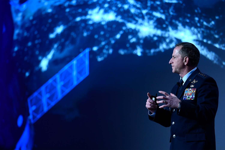 Risultati immagini per Space Conference: Space as a Warfighting Domain