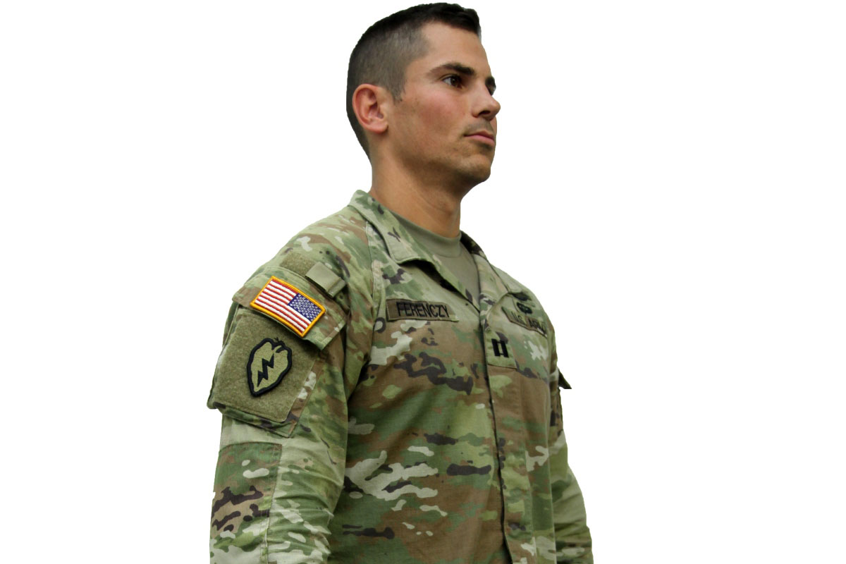 Army to Begin Testing New Jungle Uniform Next Year ... - photo#16