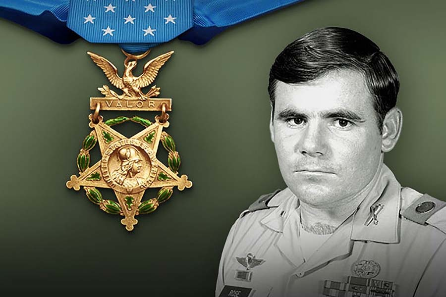 Former Green Beret Wants His MoH Ceremony to Honor All Vietnam Vets