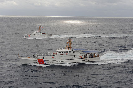 Experts Say Coast Guard Needs More Ships