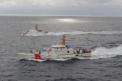 Experts Say Coast Guard Needs More Ships