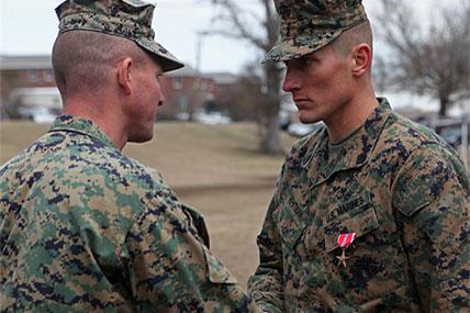 Marine medals