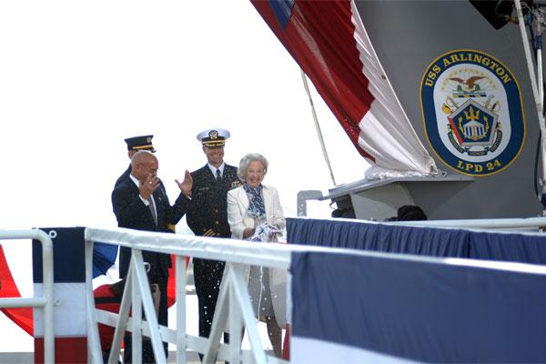 USS Arlington 600x400