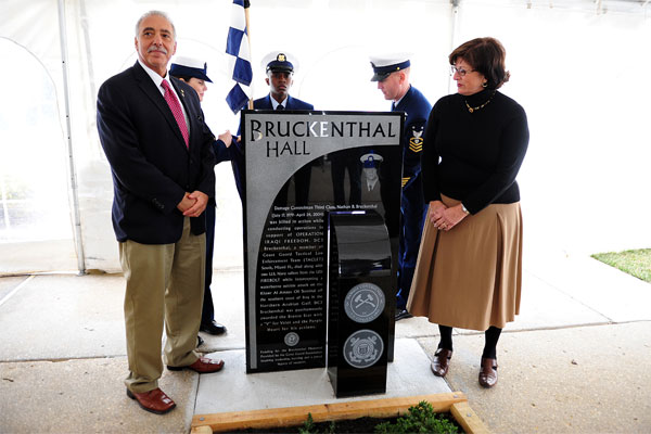 CG Bruckenthal Hall building dedication ceremony 600x400