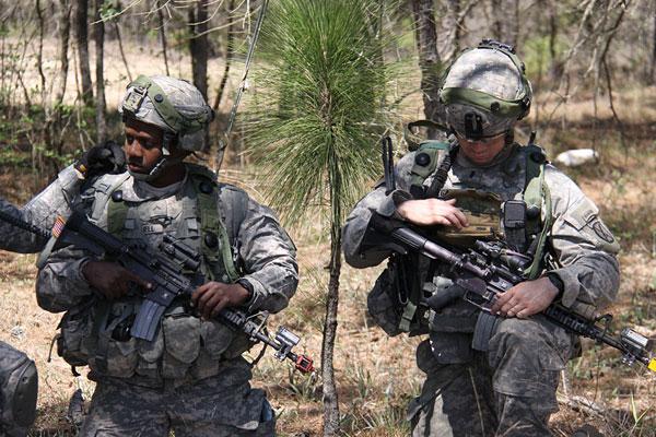 Army smartphone