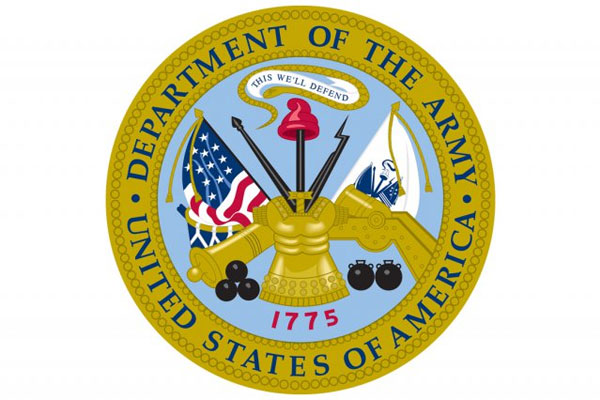 Department of the Army 600x400