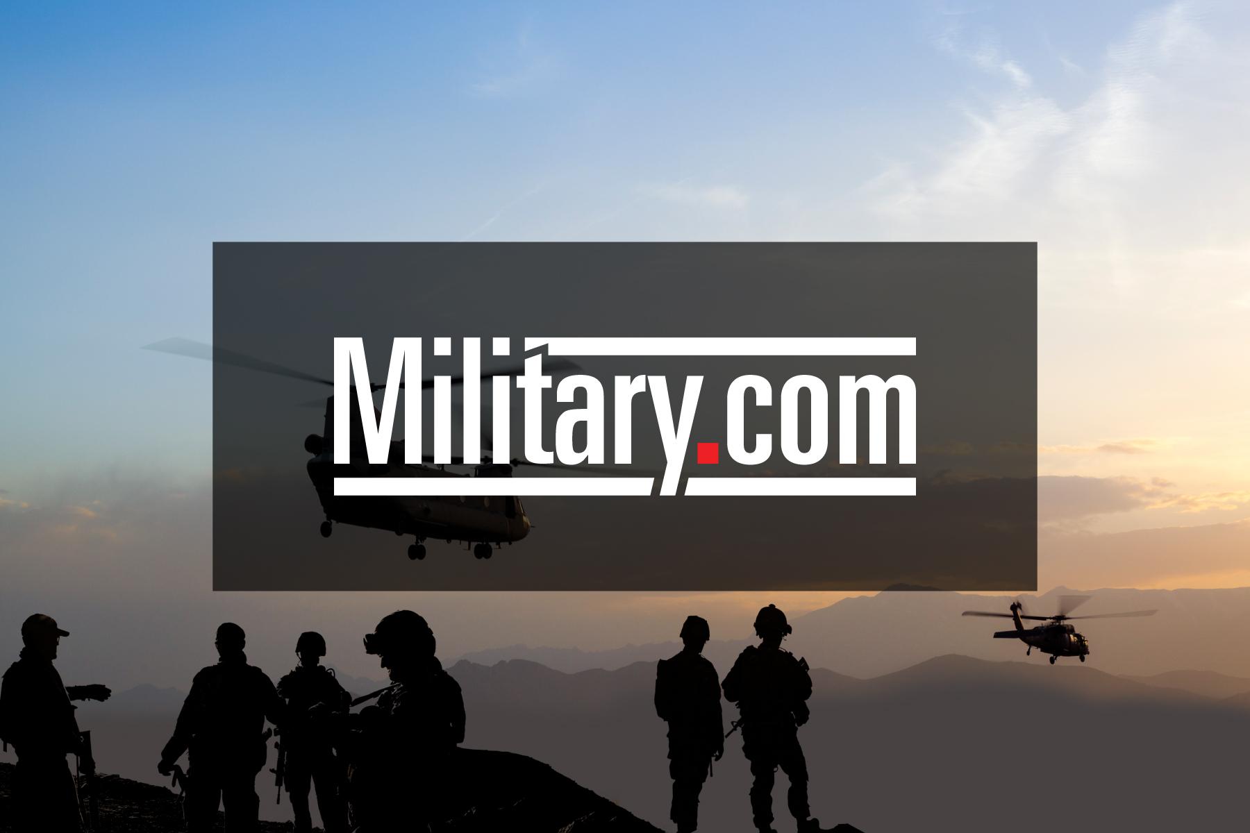 Army brigade in formation