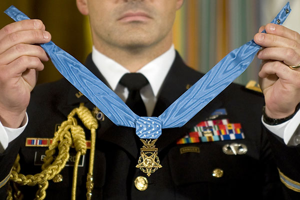 President Obama will present the Medal of Honor to 24 Army veterans or members of their family in a ceremony at the White House Tuesday.