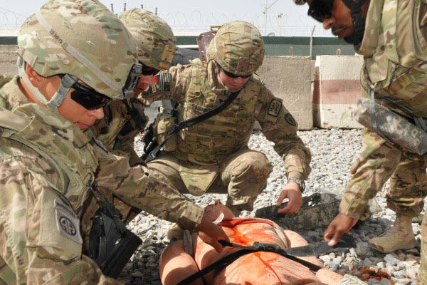 Military Removes Live Animals from Combat Medical Training ...