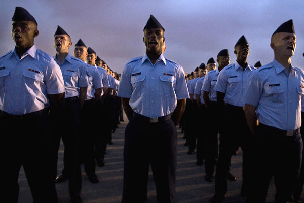 air force launches a big change to basic training