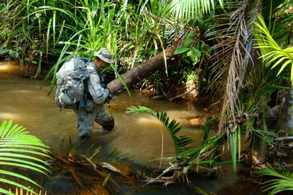 Army Completing Testing For Jungle Boots Designed For