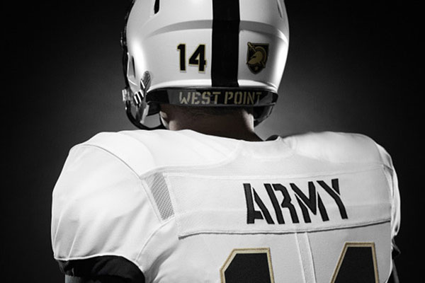 Army West Point Football. Press release photo