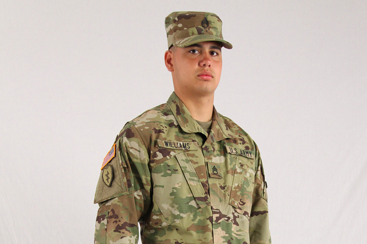 Army Rolls Out Plan To Field New Camouflage Pattern