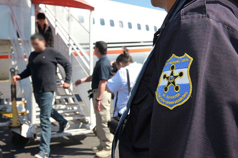 repatriation and deportation Some of those detained are not eligible for deportation under an agreement that countries are expected to comply with the repatriation.
