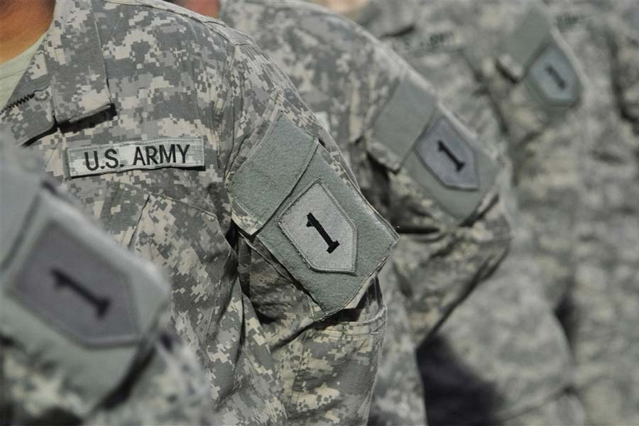 Army to Deploy 1st Infantry Division Soldiers to Iraq Militarycom