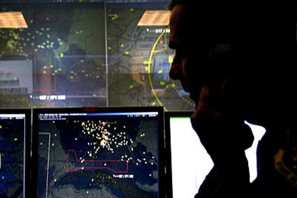 Air Operations Center Weapon System (AOC WS). Northrop Grumman photo