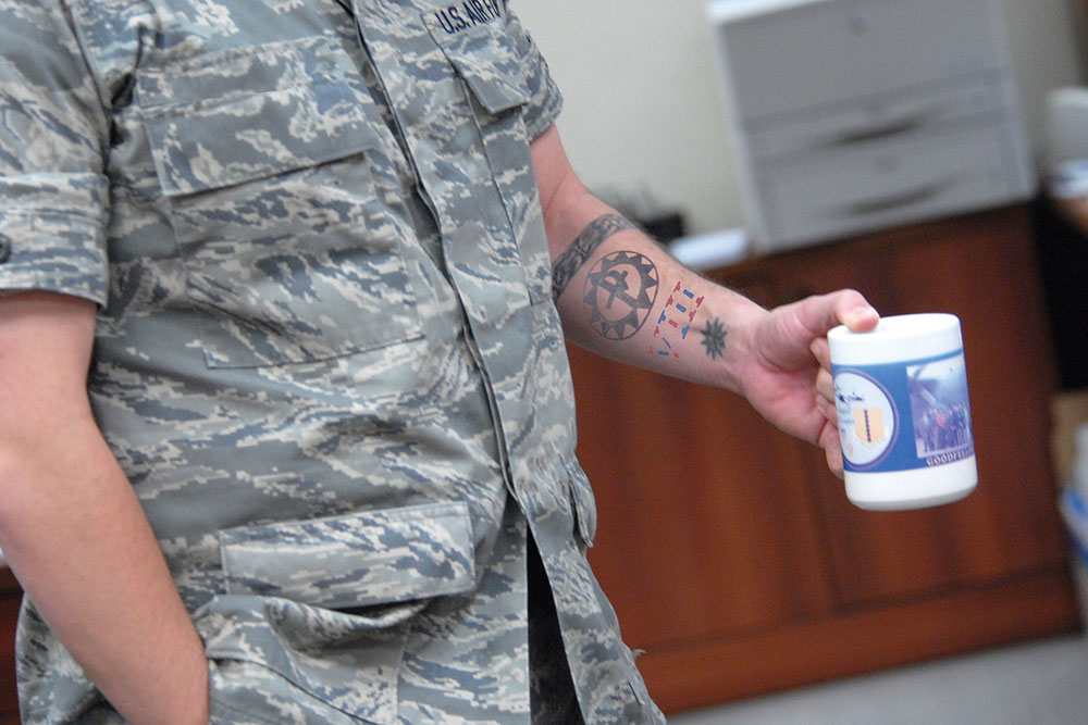 Air Force Relaxes Tattoo Policy Allows Sleeves Military Com