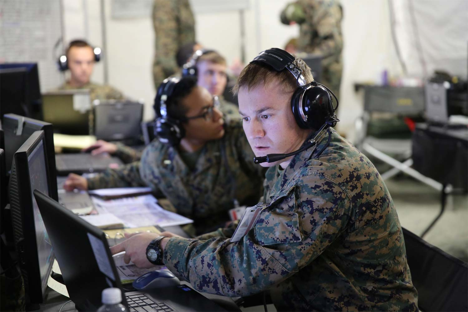 Corps Wants 12k More Marines To Boost Cyber Info Ops Isr