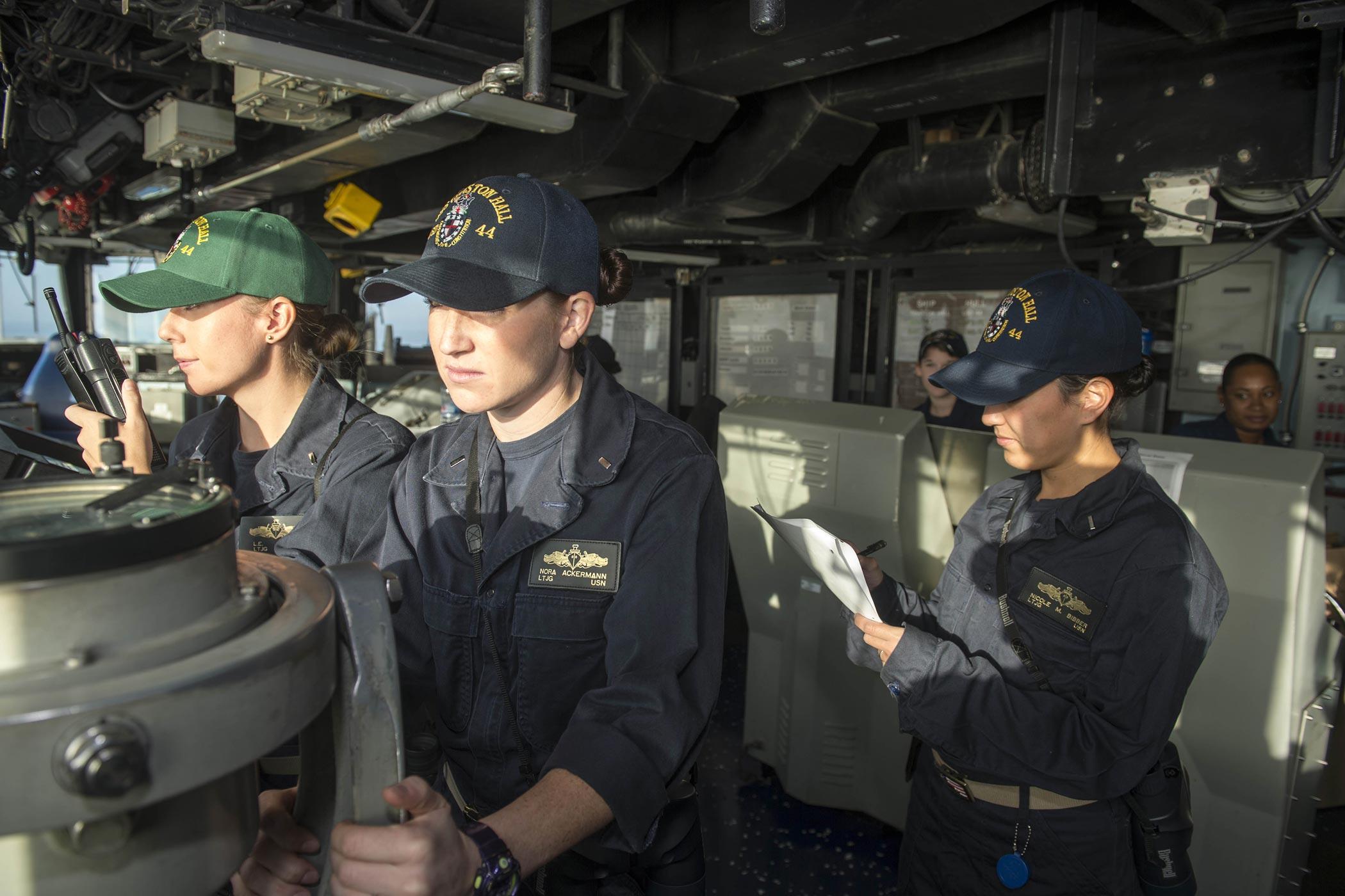 cno tweaks navy ball cap policy