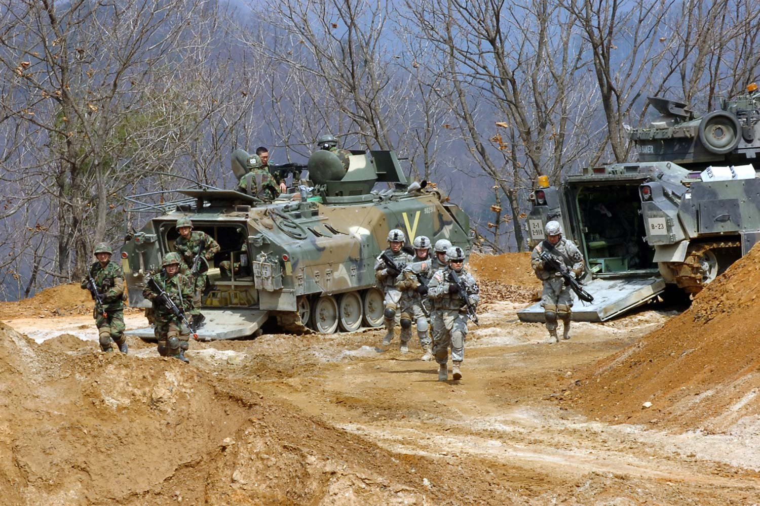 Soldiers In South Korea Talk About Living On The Edge Of War