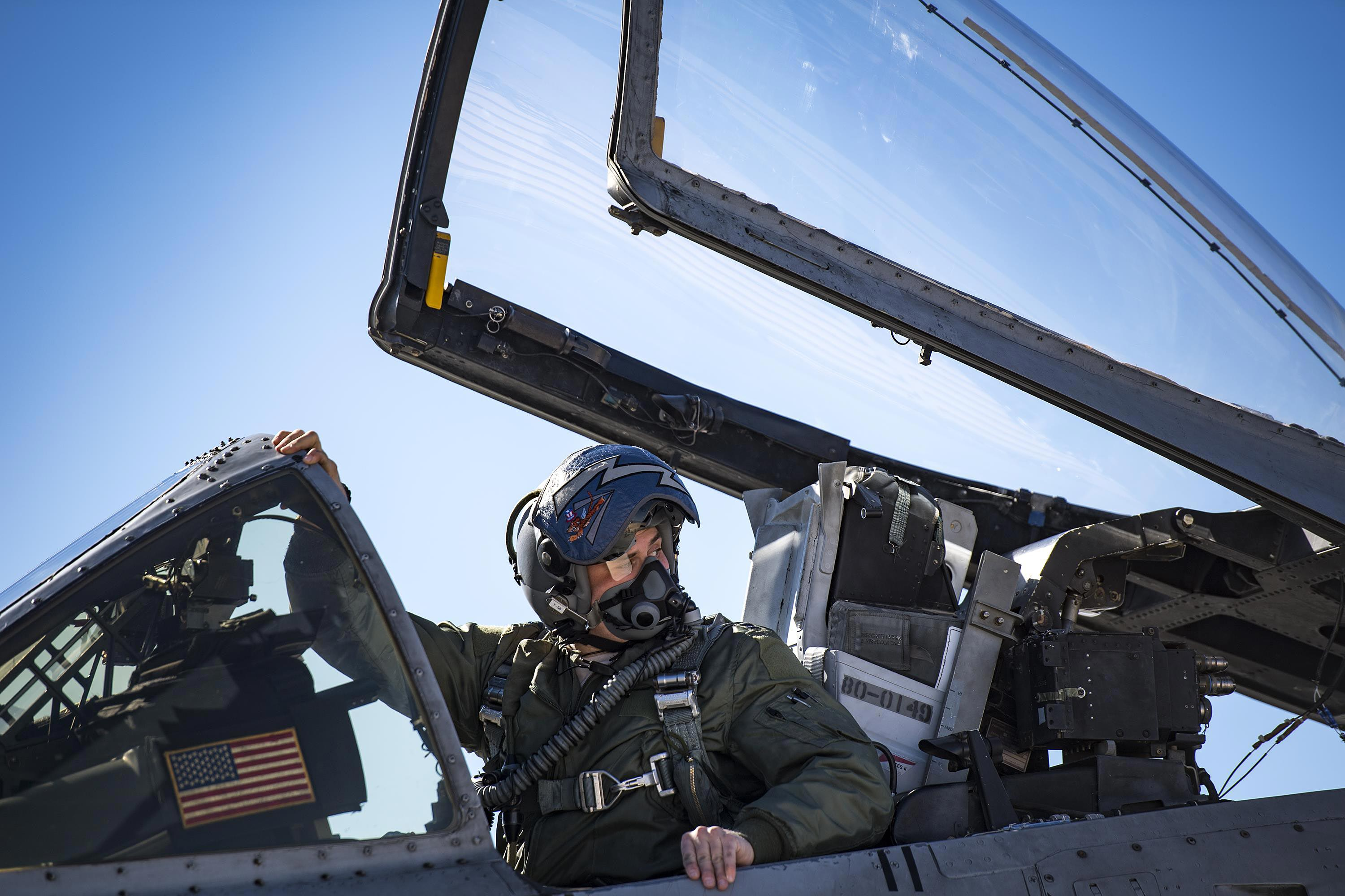 Trump Lets Air Force Recall 1K Retired Pilots