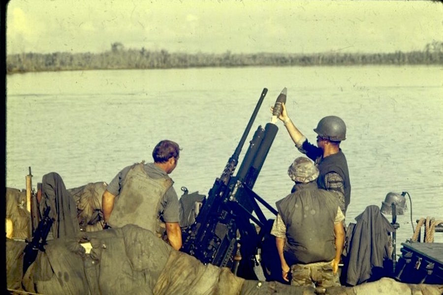 swift boats in vietnam