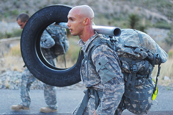 special forces tire ruck