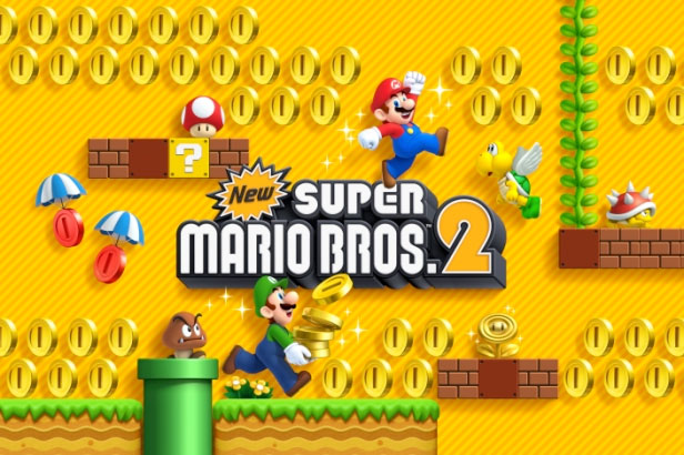 super mario games bros 2