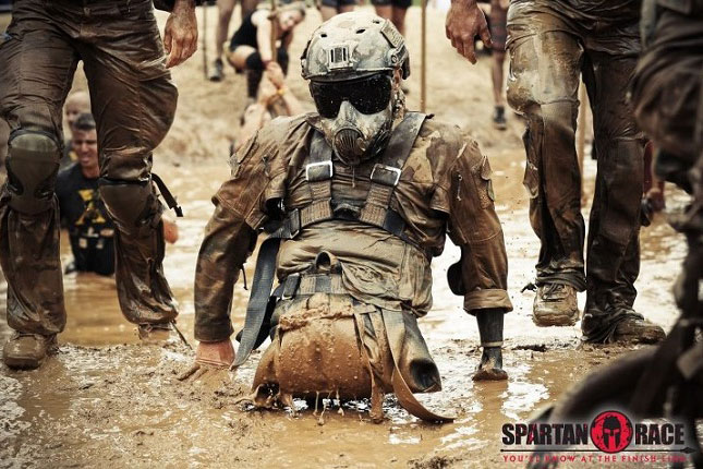 Spartan Race Todd Love