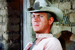 Steve McQueen in Magnificent Seven