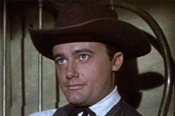 Robert Vaughn in Magnificent Seven