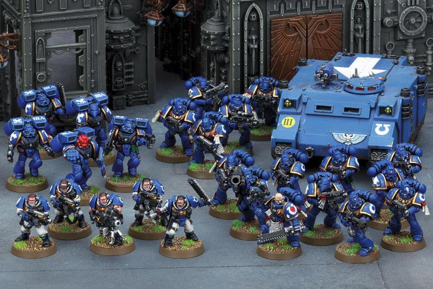 warhammer smb battleforce