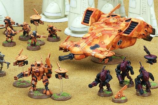 warhammer tau battleforce