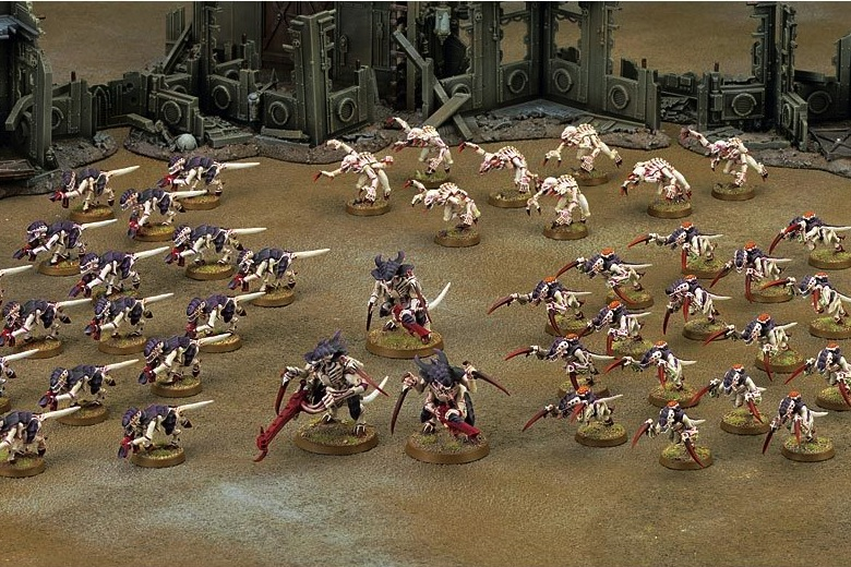 warhammer tyranid battleforce