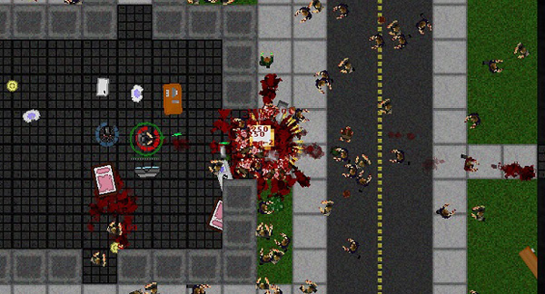 over 9000 zombies screen 3