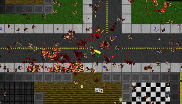 Over 9000 Zombies screen 4