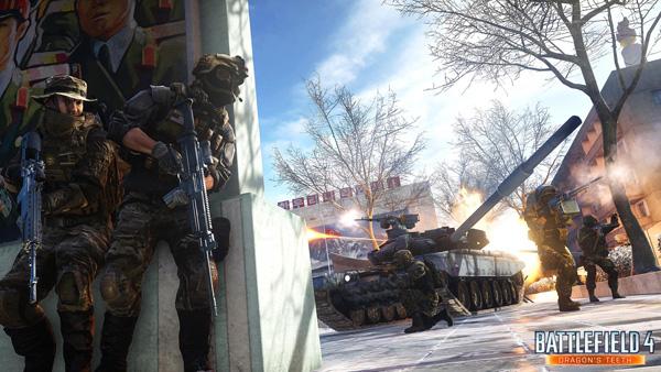 Battlefield 4: Dragon's Teeth screenshot