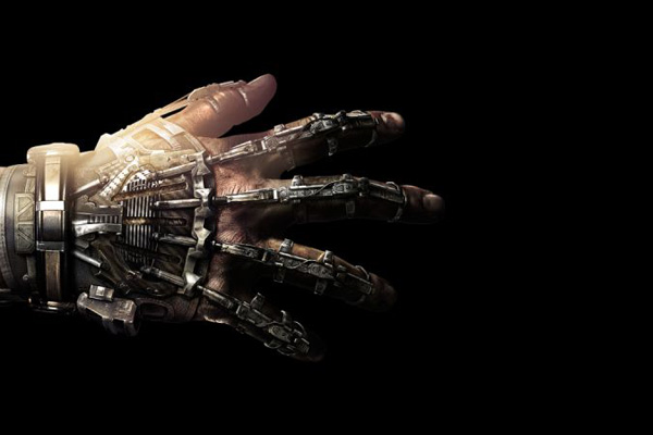Call of Duty Advanced Wafare hand