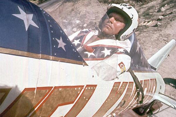 evel knievel snake river canyon