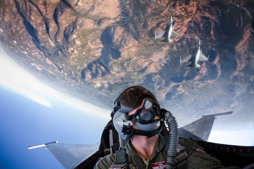 how to become a marine fighter pilot