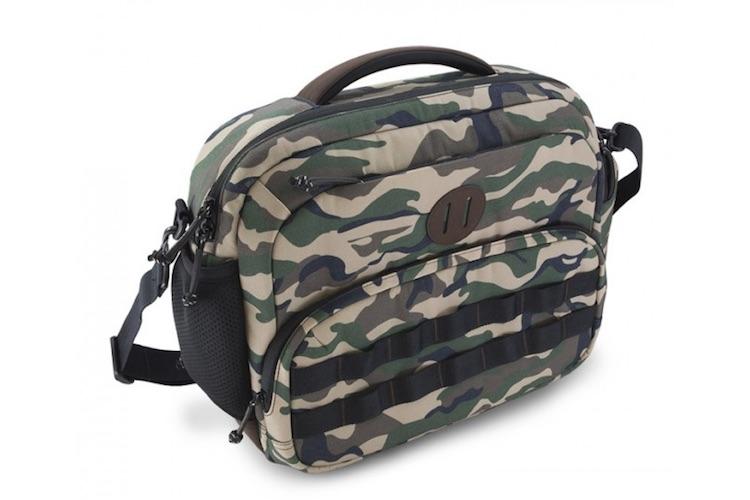 lifeworks camo shoulder bag